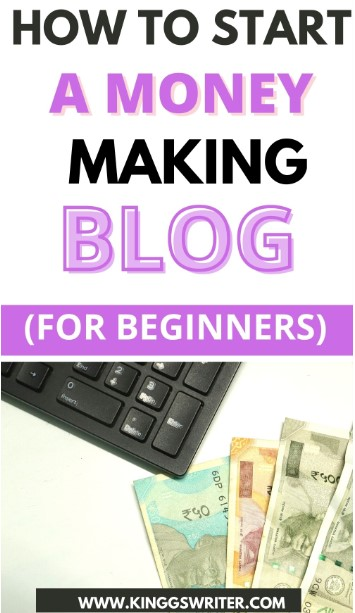 Step by step guide to start a blog and make money. how to start your own wordpress blog to make money in 2020 #startablog #bloggingforbeginners #howtostartablog #bloggingtips